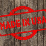 Made in the USA on Wood