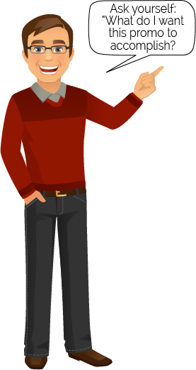 Brown Standing Man Red Sweater Caption 520