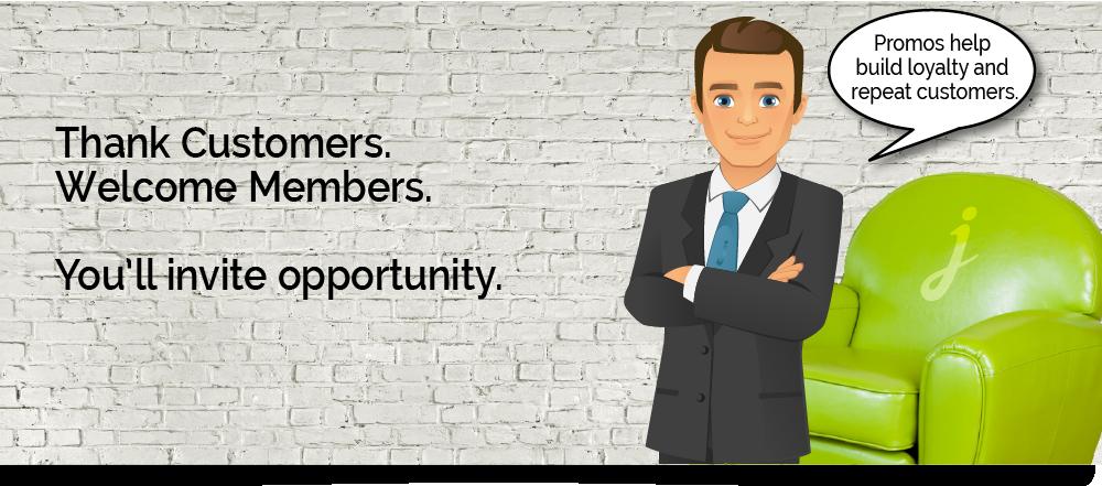 The Creative J Opportunity Slider