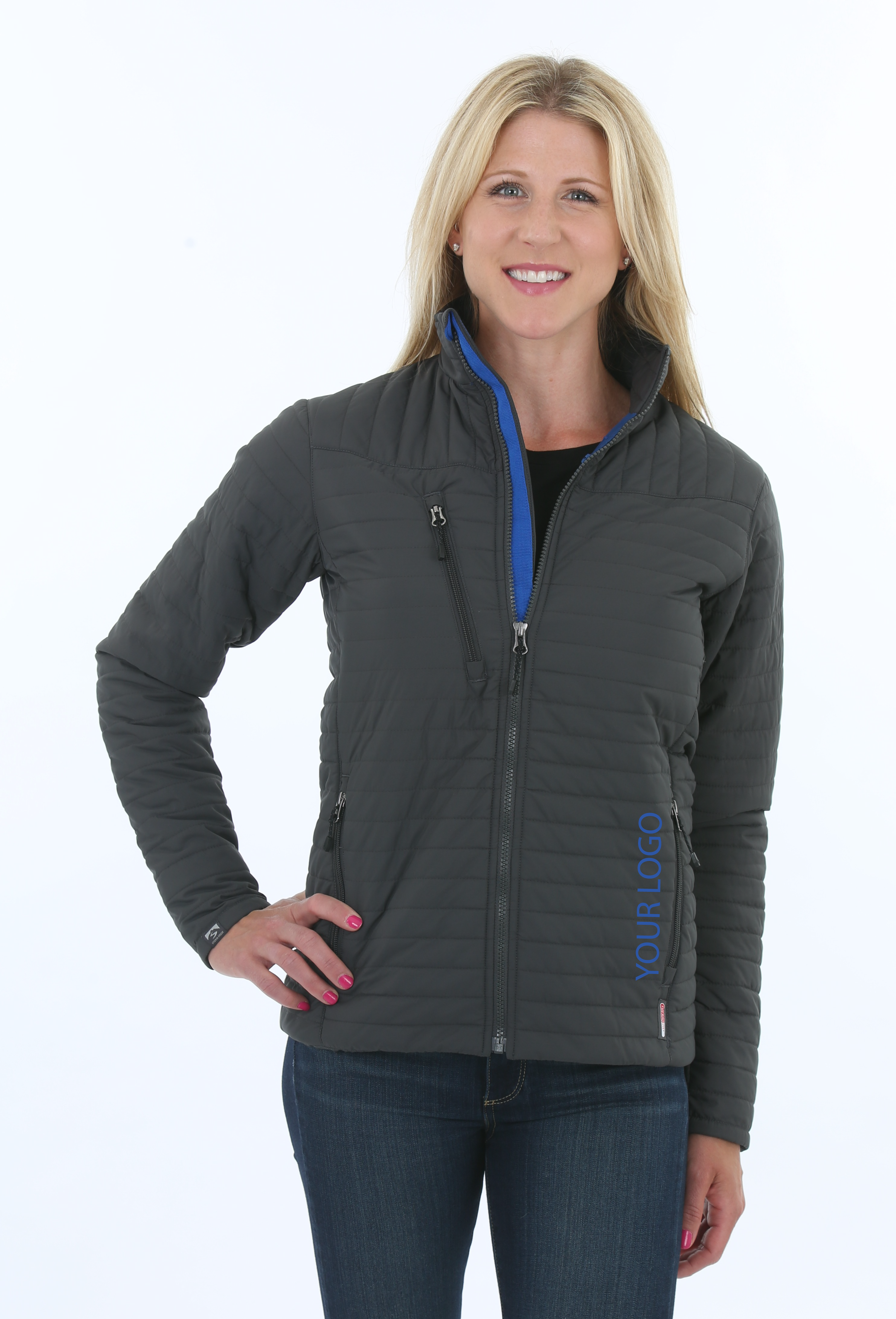 Karrine Quilted Jacket Puffy Jackets